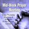 Mid-Week Prayer Meeting Image