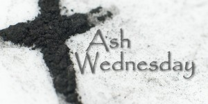Ash Wednesday Slider Image