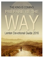 Lenten Devotional 2016 Thumbnail